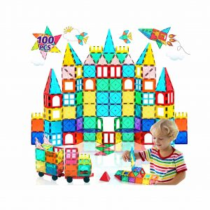 HOMOFY Learning Building Blocks Magnetic Toys
