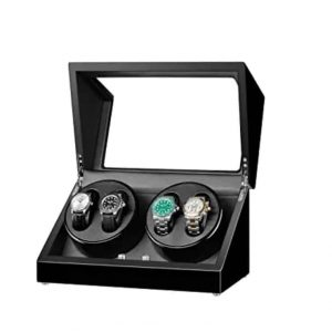 Sepano Watch Winder 4 Watch Winders Japanese Quiet Motor