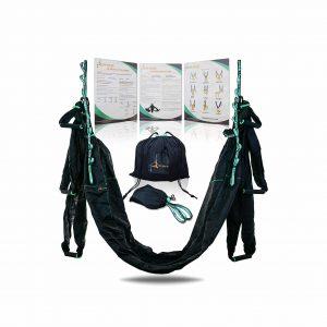 YOGA SWING Aerial Acrobat Hammock Sling Kit