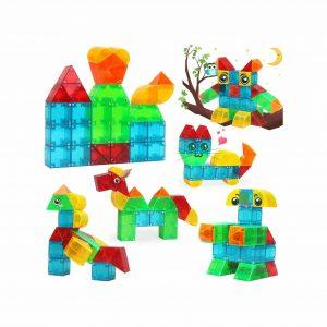 LUKAT Cuboid Magnetic Blocks Toys