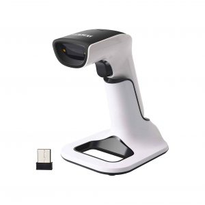 Newscan 2D Bluetooth Barcode Scanner 3-In-1 Rechargeable