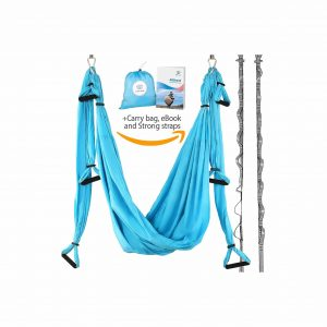 AR Brend AntiGravity Aerial Trapeze Yoga Swing