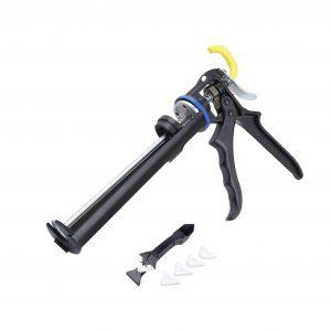 GBESTWOOW Comfortable Grip Epoxy Caulk Gun