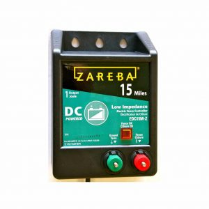Zareba 15 Mile Battery Operated Fence Charger