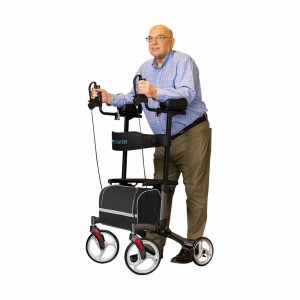 ELENKER Upright Folding Walker