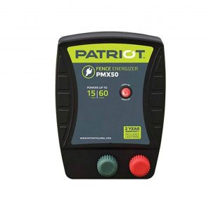 Patriot Electric Fence Energizer 0.5 Joule