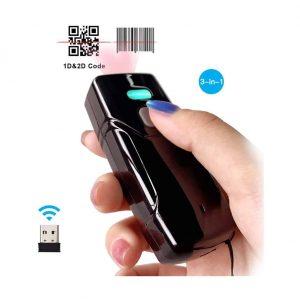 Devesh Bluetooth Barcode Scanner 1D 2D QR Barcode