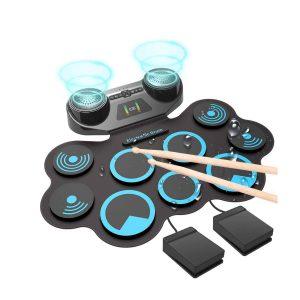 Wildcat Electronic Drum Set Built-In Speaker