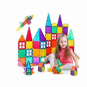 vatenick Educational Magnetic Building Blocks Toys