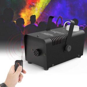 Fansteck Halloween Fog Machine Wireless Control