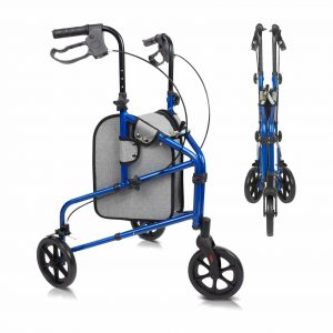 Vive Mobility 3-Wheel Folding Walker