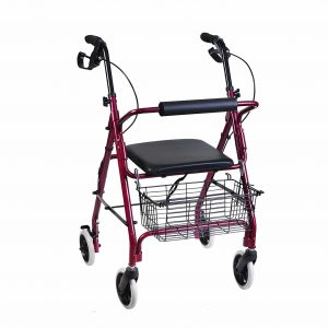Duro-Med Freedom Lightweight Folding Walker