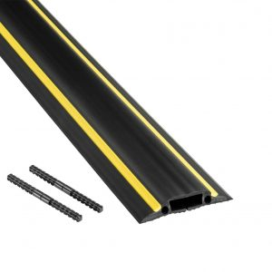 D-Line FC83H Floor Cord Cable Protector Ramp