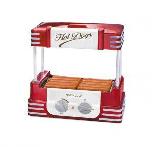 Nostalgia HDR8RR Hot Dog Warmer