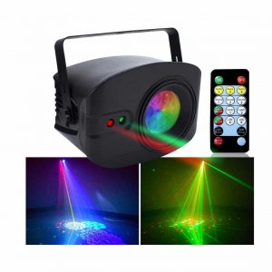 AKEPO 13W Party Laser Stage 52 LED Patterns