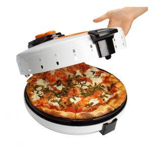 MasterChef Pizza Maker 12 Inches Non-Stick Calzone Cooker
