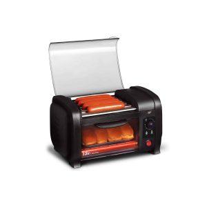 Elite Gourmet EHD-051B Hot Dog Toaster Oven