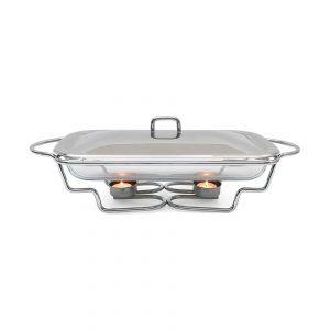 Galashield Chafing Dishes Buffet Food Warmer 3 Quartz