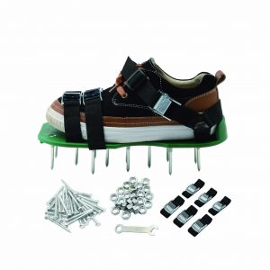 KleeTrend Lawn Aerator Shoes 26 Metal Spikes