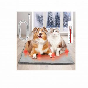 PETRIP Dog Heating Pad for Cat and Dog