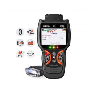 INNOVA OBD2 Scanner 7100P Oil Service Light