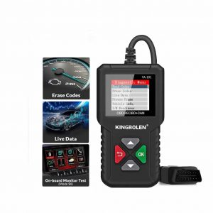 KINGBOLEN OBD2 Scanner Code Reader Automotive