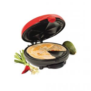 Nostalgia 6 Wedge Electric 8 Inches Pizza Maker