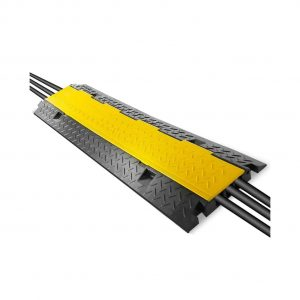 Pyle Durable Cable Protector Ramp