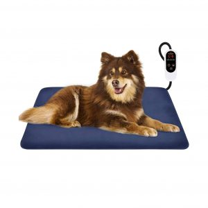 FOCUSPET Pet Heating Pad for Cats & Dogs