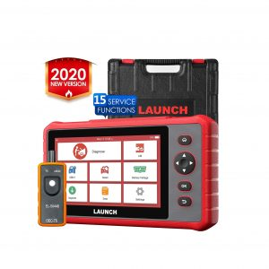 LAUNCH Scan Tool OBD2 Scanner Full System 15 Reset Functions