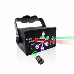 Pknight Party Disco 120 Adjustable Pattern Projector