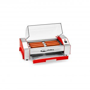 The Candery Hot Dog Roller