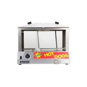 Empura Commercial Hot Dog Steamer