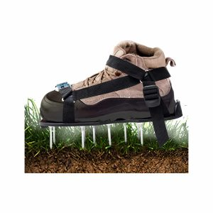 GEERTOP Lawn Aerator Shoes with Spikes