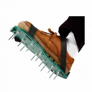 Hermosoto Lawn Inflatable Loose Soil Garden Aerator Shoes