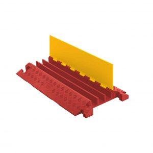 Linebacker CP3X225-Y:O Polyurethane Cable Protector Ramp