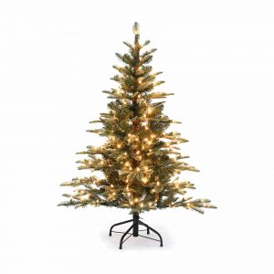 MARTHA STEWART Noblis 4Ft Artificial Christmas Tree