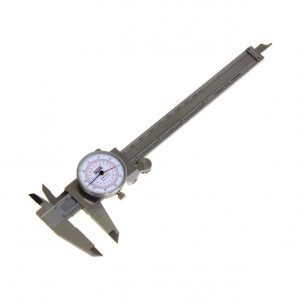 """Anytime Tools 6"""" Dial Caliper"""