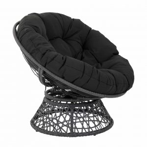 OSP Home Furnishings Papasan Chair