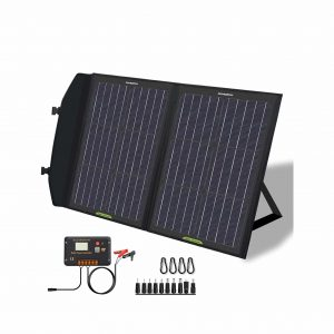 ECO-WORTHY 60-Watt Foldable Solar Panel