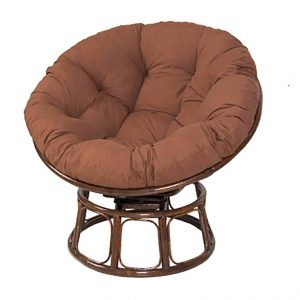LQ&XL Papasan Patio Chair Cushion