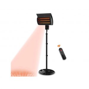 PATIOBOSS Electric Outdoor Patio Heater
