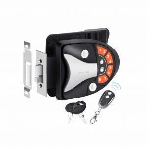 WELLUCK RV Lock Keyless Entry Door Handle Latch