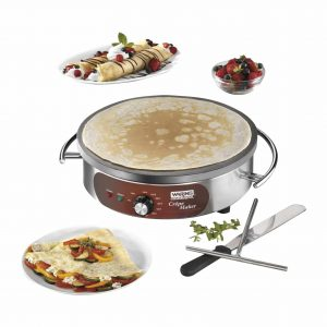 Waring Commercial WSC160X Heavy-Duty Electric Crepe Maker
