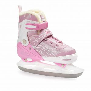 XinoSports Deluxe Adjustable Ice Skates