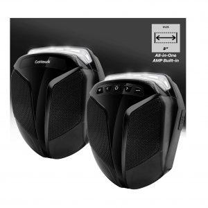 GoHawk Waterproof, Wireless Stereo Speakers System