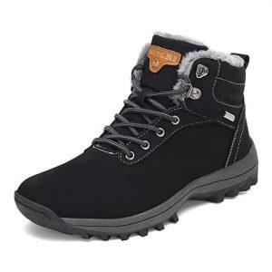 Mishansha Men's and Women's Winter Hiking Boots