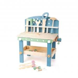 Small Foot Wooden Toys Compact Nordic Workbench