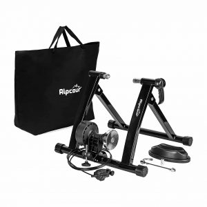 Alpcour Magnetic Flywheel Bicycle Stationary Stand