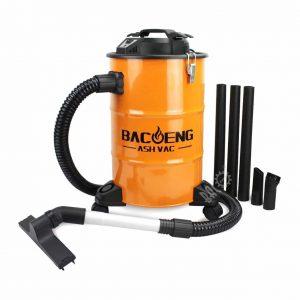 BACOENG Advanced 5.3-Gallon Ash Vacuum Cleaner